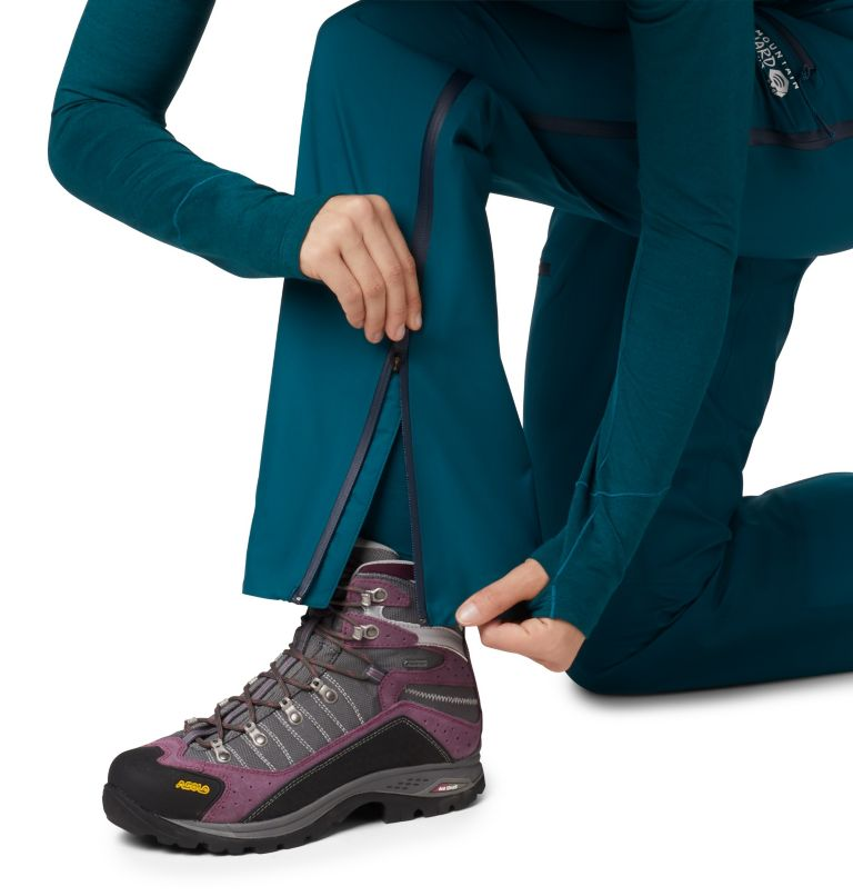Exposure2™ Gore-Tex® Active Pa | 468 | XS Women's Exposure2™ Gore-Tex® 3L Active Pant, Dive, a3