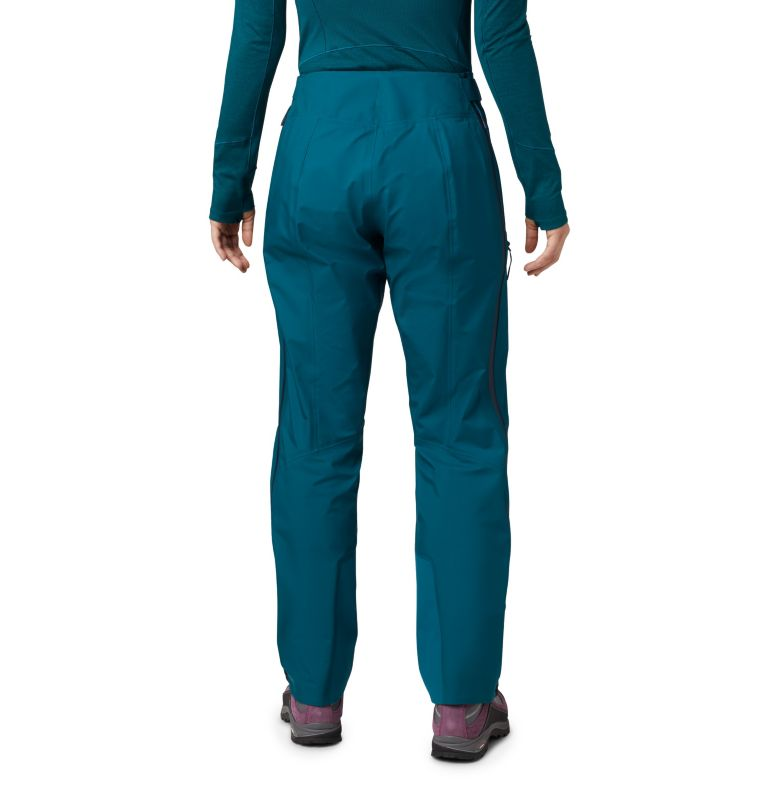 Exposure2™ Gore-Tex® Active Pa | 468 | XS Women's Exposure2™ Gore-Tex® 3L Active Pant, Dive, back