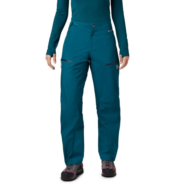 Exposure2™ Gore-Tex® Active Pa | 468 | XS Women's Exposure2™ Gore-Tex® 3L Active Pant, Dive, front