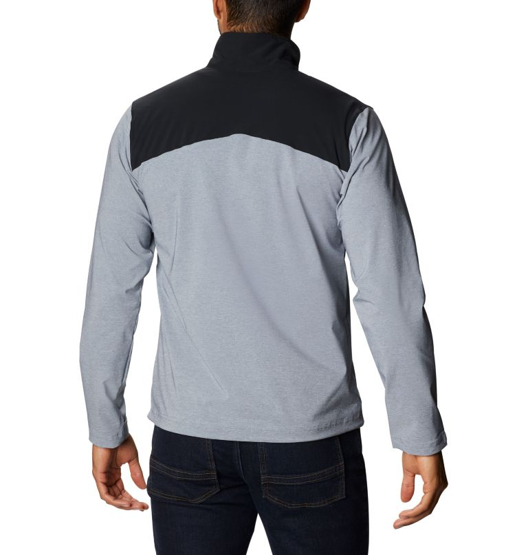 Men's Miller Peak™ Softshell Jacket Men's Miller Peak™ Softshell Jacket, back