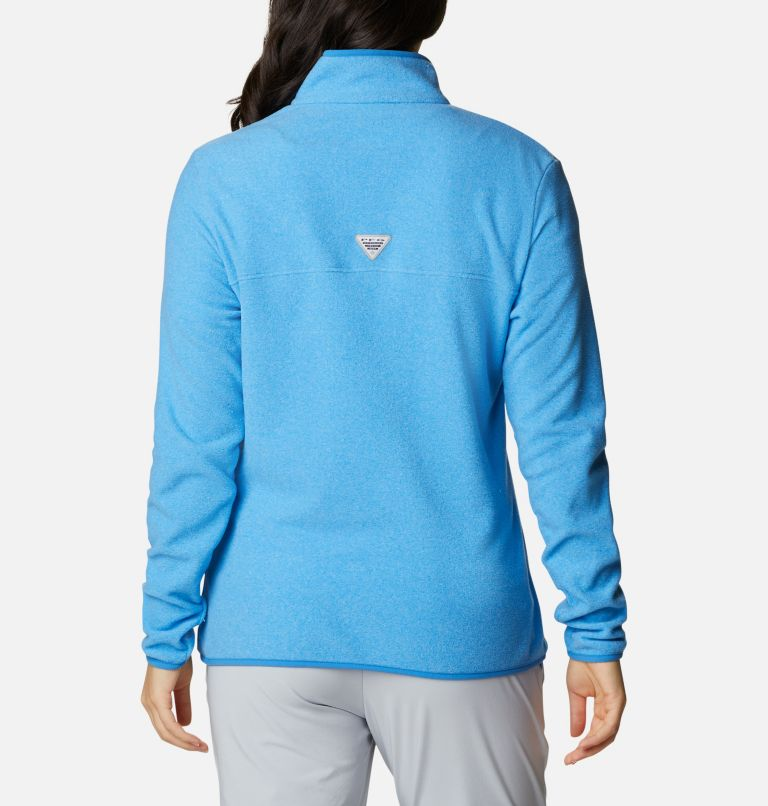Women's Harborside™ II Fleece Pullover Women's Harborside™ II Fleece Pullover, back