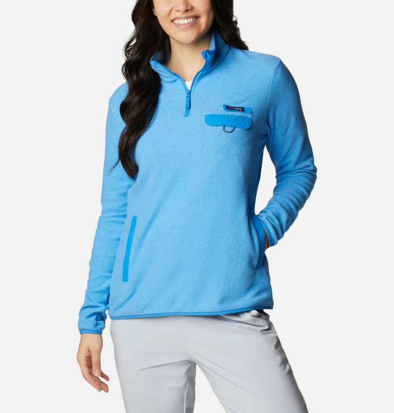 Women's Harborside™ II Fleece Pullover Women's Harborside™ II Fleece Pullover, front
