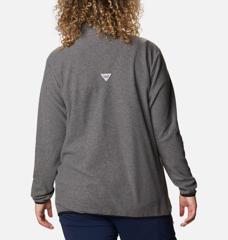 Women's Harborside™ II Fleece Pullover - Plus Size Women's Harborside™ II Fleece Pullover - Plus Size, back