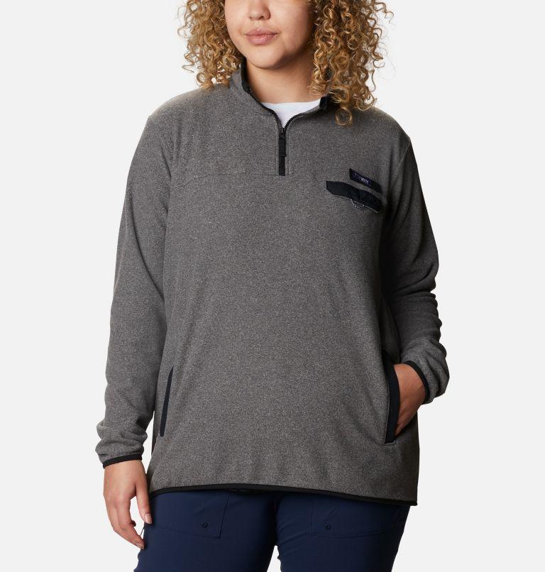 Women's Harborside™ II Fleece Pullover - Plus Size Women's Harborside™ II Fleece Pullover - Plus Size, front