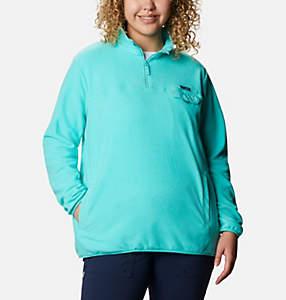 Women's Harborside™ II Fleece Pullover - Plus Size