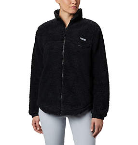 Women's Harborside™ II Heavy Weight Fleece Full Zip