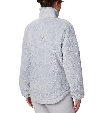 Women's Harborside™ II Heavy Weight Fleece Full Zip W Harborside™ II Heavy Weight Fleece FZ | 031 | XXL, Cirrus Grey, back