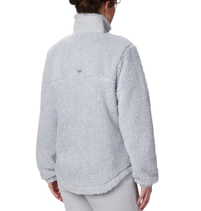Women's Harborside™ II Heavy Weight Fleece Full Zip Women's Harborside™ II Heavy Weight Fleece Full Zip, back
