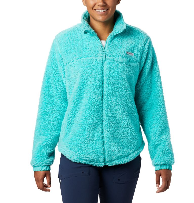 Women's Harborside™ II Heavy Weight Fleece Full Zip Women's Harborside™ II Heavy Weight Fleece Full Zip, front