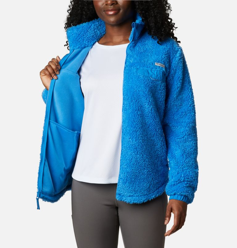Women's Harborside™ II Heavy Weight Fleece Full Zip Women's Harborside™ II Heavy Weight Fleece Full Zip, a3