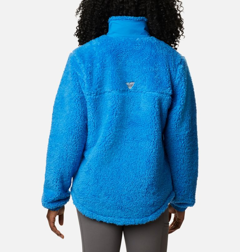 Women's Harborside™ II Heavy Weight Fleece Full Zip Women's Harborside™ II Heavy Weight Fleece Full Zip, back