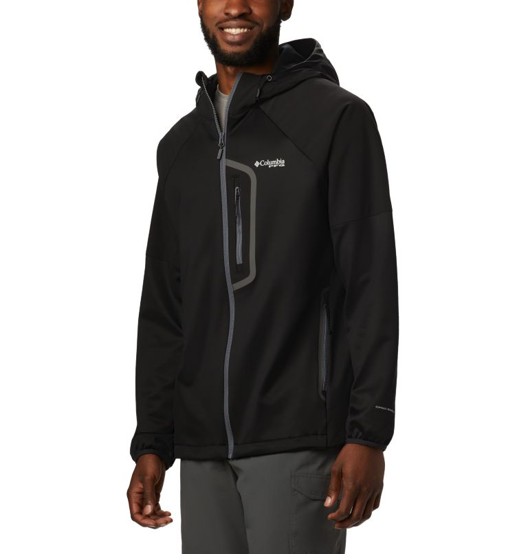 Men's PFG Force XII™ Fleece Jacket Men's PFG Force XII™ Fleece Jacket, front