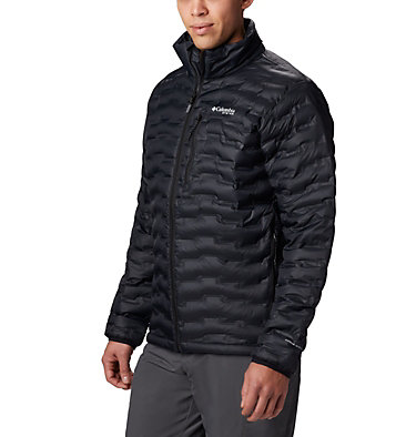Men's PFG Force XII™ Heat Seal™ Puffy Jacket Force XII™ Heat Seal Puffy | 019 | L, Black, front