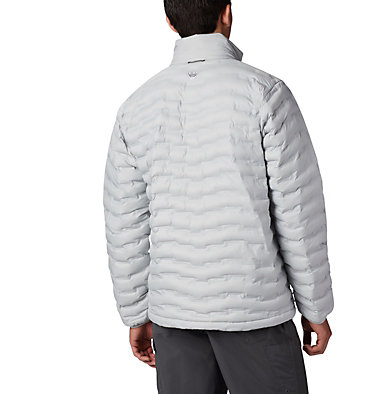 Men's PFG Force XII™ Heat Seal™ Puffy Jacket Force XII™ Heat Seal Puffy | 019 | L, Cool Grey, back