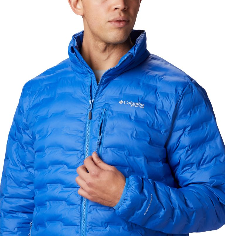 Force XII™ Heat Seal Puffy | 487 | M Manteau matelassé PFG Force XII™ Heat Seal pour homme, Vivid Blue, a2