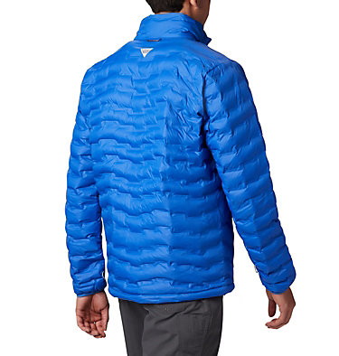 Men's PFG Force XII™ Heat Seal™ Puffy Jacket Force XII™ Heat Seal Puffy | 019 | L, Vivid Blue, back