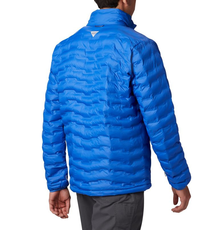 Force XII™ Heat Seal Puffy | 487 | M Manteau matelassé PFG Force XII™ Heat Seal pour homme, Vivid Blue, back