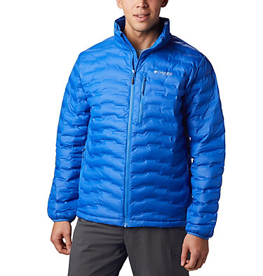 Men's PFG Force XII™ Heat Seal™ Puffy Jacket Force XII™ Heat Seal Puffy | 019 | L, Vivid Blue, front