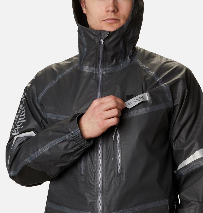 Force XII™ ODX Jacket | 011 | XXL Men's PFG Force XII™ OutDry™ Extreme Jacket, Carbon Fiber, a2