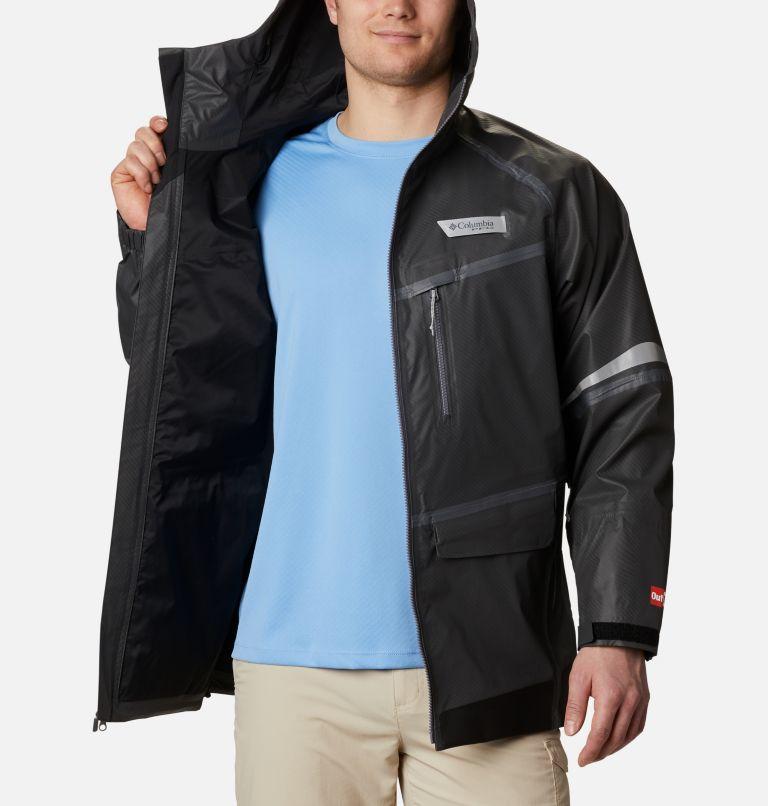 Force XII™ ODX Jacket | 011 | XXL Men's PFG Force XII™ OutDry™ Extreme Jacket, Carbon Fiber, a3