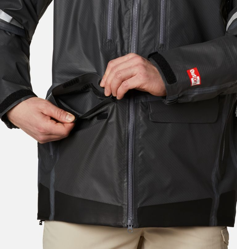 Force XII™ ODX Jacket | 011 | XXL Men's PFG Force XII™ OutDry™ Extreme Jacket, Carbon Fiber, a7