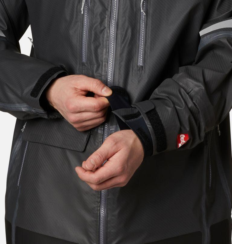 Force XII™ ODX Jacket | 011 | XXL Men's PFG Force XII™ OutDry™ Extreme Jacket, Carbon Fiber, a8