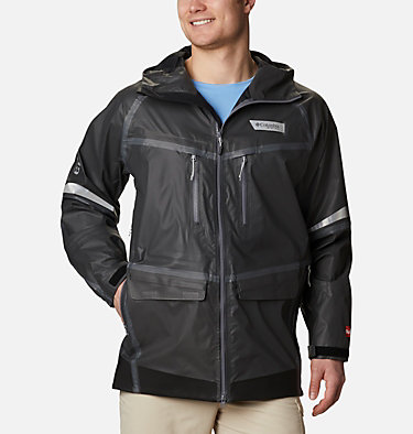 Men's PFG Force XII™ OutDry™ Extreme Jacket Force XII™ ODX Jacket | 011 | XXL, Carbon Fiber, front