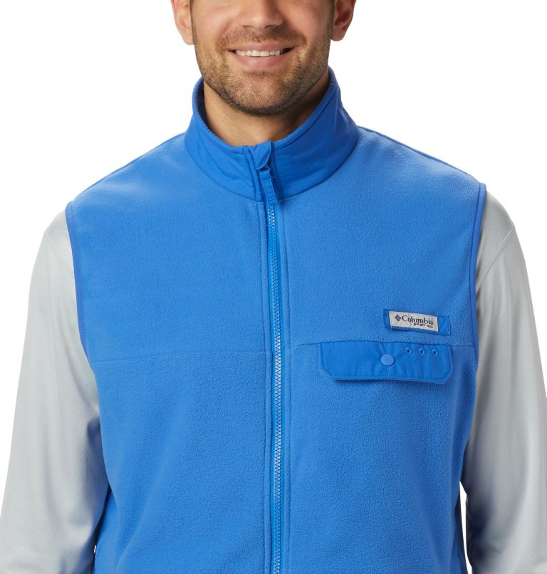 M Harborside™ II Fleece Vest M Harborside™ II Fleece Vest, a1