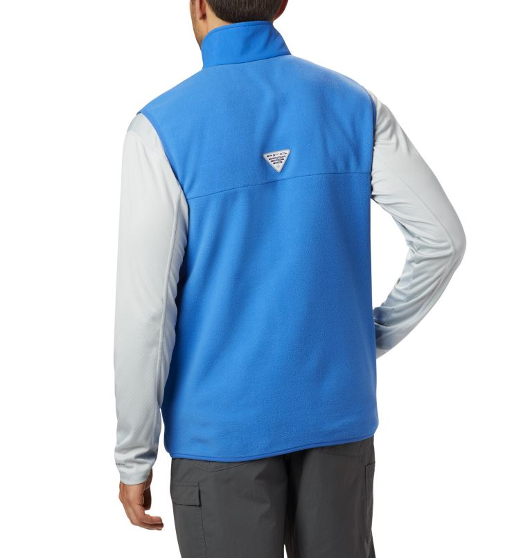 M Harborside™ II Fleece Vest M Harborside™ II Fleece Vest, back