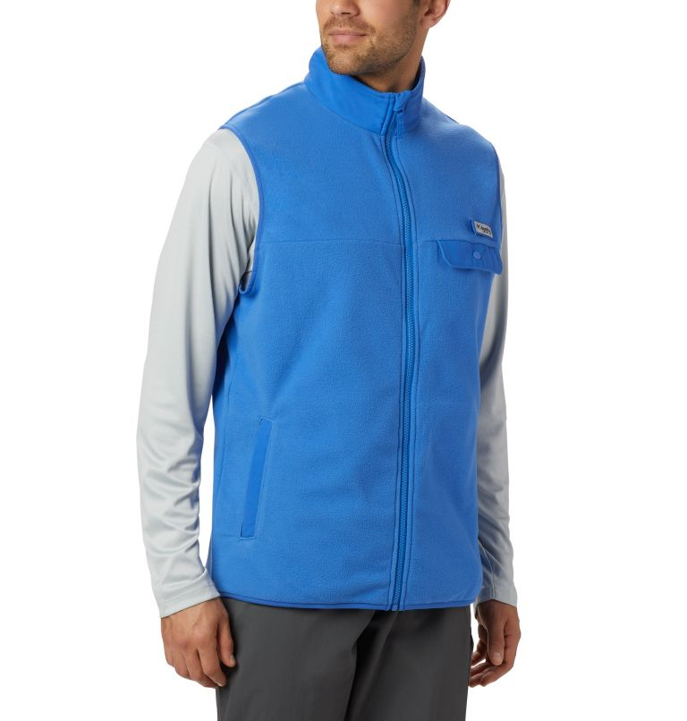 M Harborside™ II Fleece Vest M Harborside™ II Fleece Vest, front