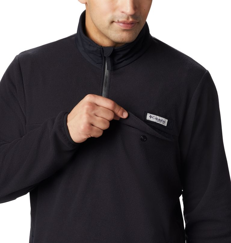 Men's Harborside™ II Fleece Pullover Men's Harborside™ II Fleece Pullover, a3