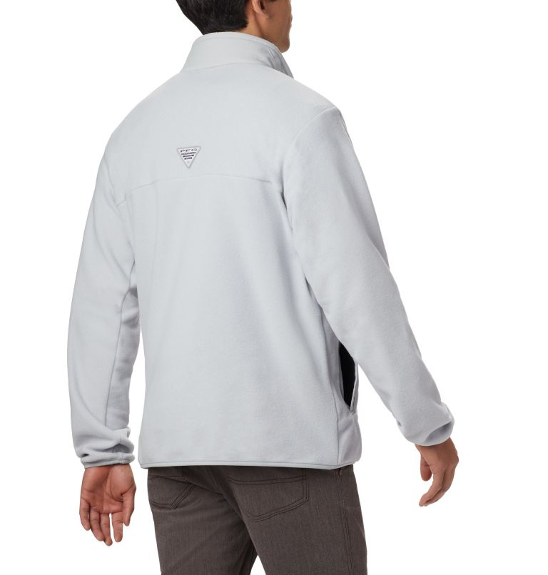 Men's Harborside™ II Fleece Pullover Men's Harborside™ II Fleece Pullover, back