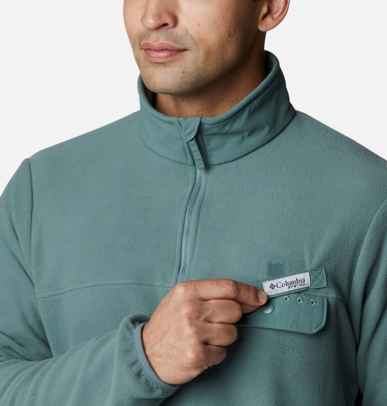 Men's Harborside™ II Fleece Pullover Men's Harborside™ II Fleece Pullover, a2