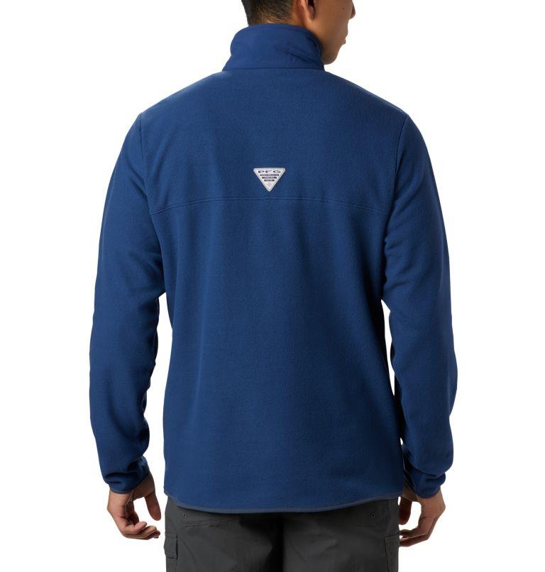 Men's Harborside™ II Fleece Pullover Men's Harborside™ II Fleece Pullover, back