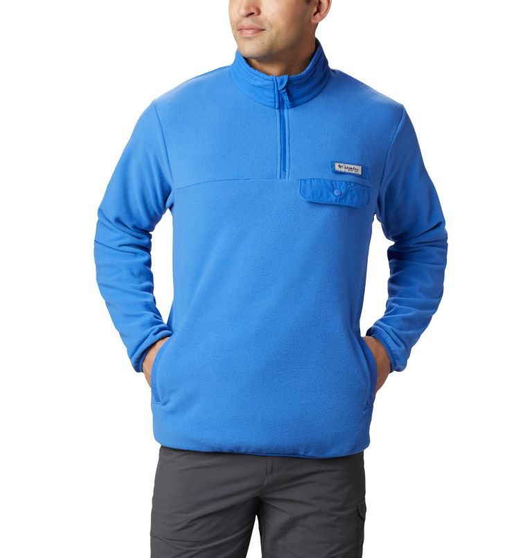 Men's Harborside™ II Fleece Pullover Men's Harborside™ II Fleece Pullover, a1