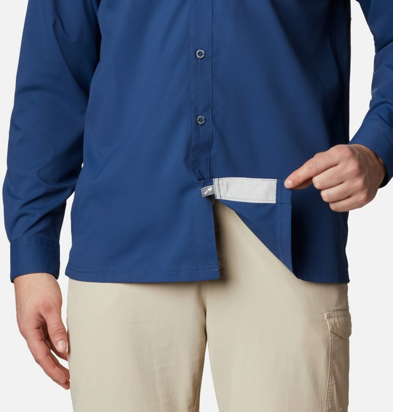 Men's PFG Slack Tide™ Long Sleeve Shirt Men's PFG Slack Tide™ Long Sleeve Shirt, a4