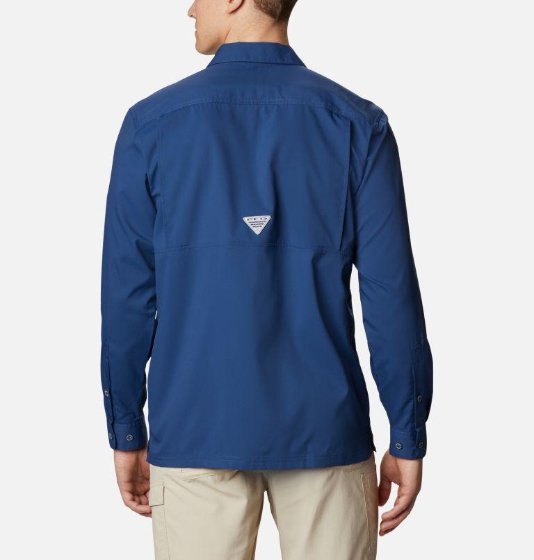Men's PFG Slack Tide™ Long Sleeve Shirt Men's PFG Slack Tide™ Long Sleeve Shirt, back