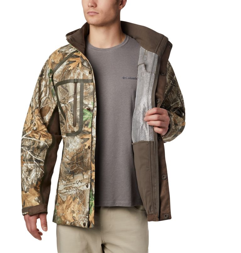 Men's PHG Trophy Rack™ Omni-Heat™ 3D Hooded Jacket Men's PHG Trophy Rack™ Omni-Heat™ 3D Hooded Jacket, a3