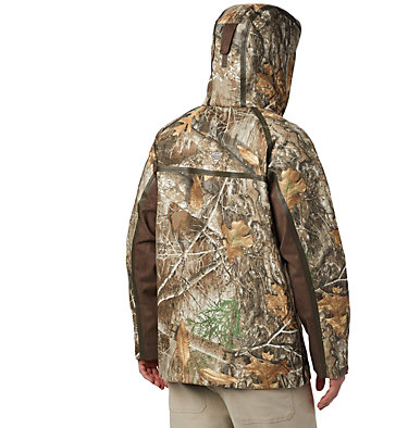 Men's PHG Trophy Rack™ Omni-Heat™ 3D Hooded Jacket Trophy Rack™ OH3D Hooded Jacket | 903 | L, Realtree Edge, back