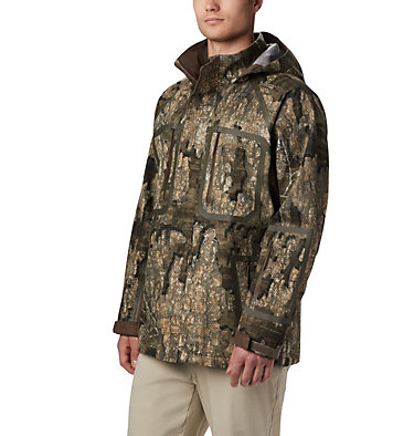 Men's PHG Trophy Rack™ Omni-Heat™ 3D Hooded Jacket Trophy Rack™ OH3D Hooded Jacket | 903 | L, Realtree Timber, front