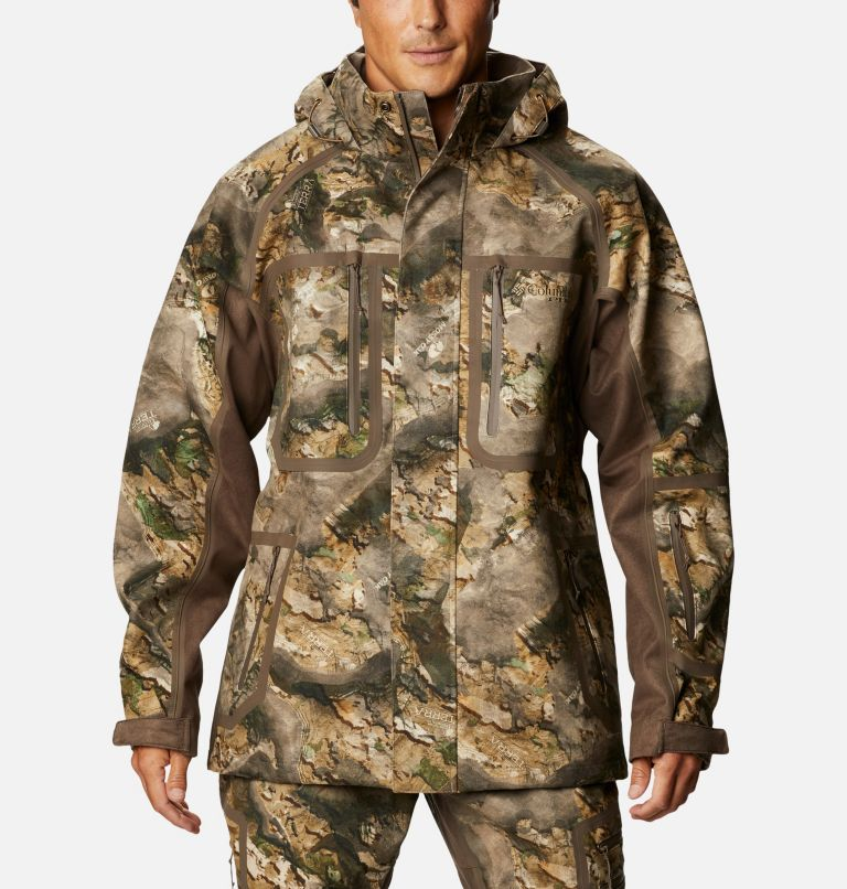 Men's PHG Trophy Rack™ Omni-Heat™ 3D Hooded Jacket Men's PHG Trophy Rack™ Omni-Heat™ 3D Hooded Jacket, front