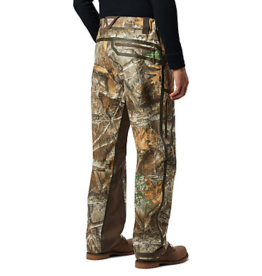 Men's PHG Trophy Rack™ Omni-Heat™ 3D Pants Trophy Rack™ OH3D Pant | 905 | XS, Realtree Edge, back