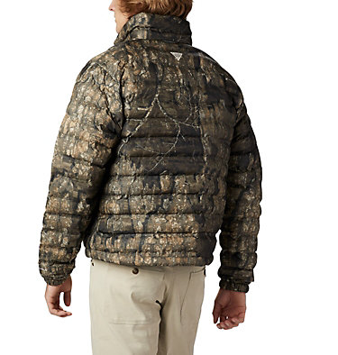Men's PHG Widgeon™ Wader Heat Seal Liner Widgeon™ Wader Heat Seal Liner | 947 | L, Realtree Timber, back
