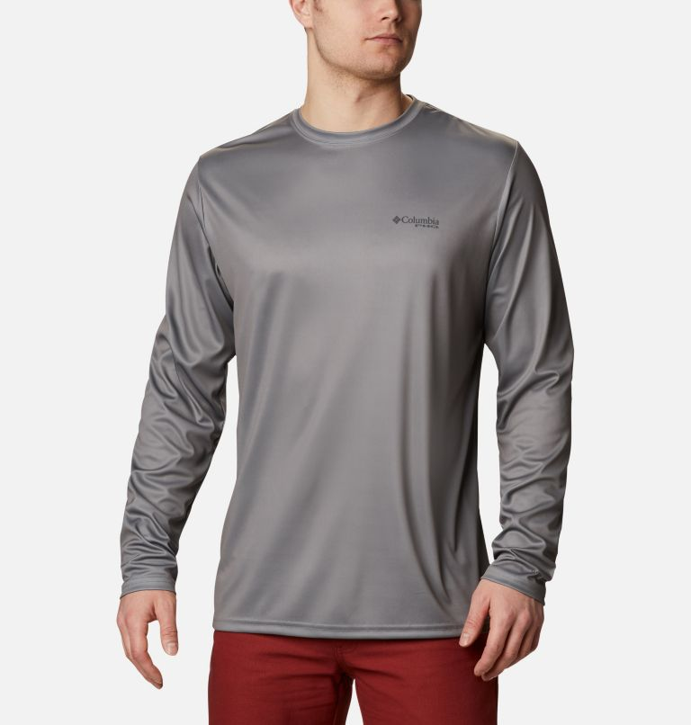 Men's PHG™ Terminal Shot Graphic Long Sleeve Shirt Men's PHG™ Terminal Shot Graphic Long Sleeve Shirt, back