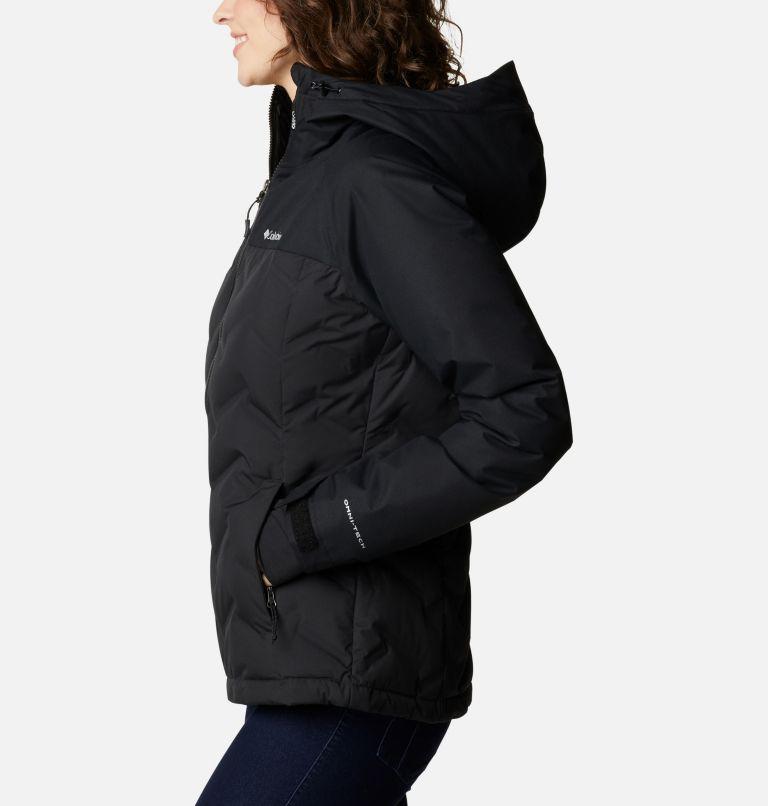 Grand Trek™ Down Jacket | 010 | M Women's Grand Trek™ Down Hooded Jacket, Black, a1