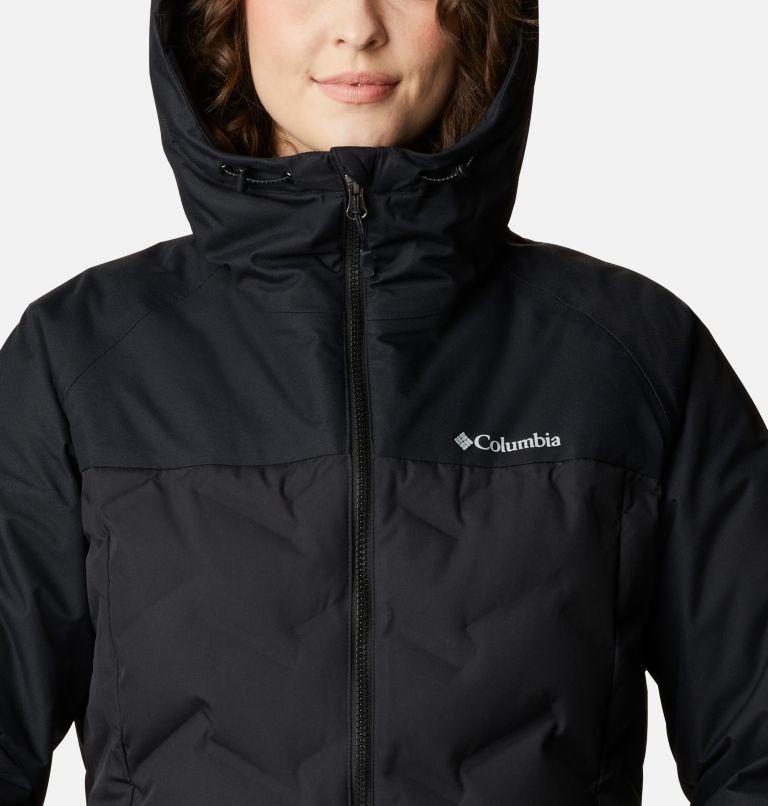 Grand Trek™ Down Jacket | 010 | M Women's Grand Trek™ Down Hooded Jacket, Black, a2