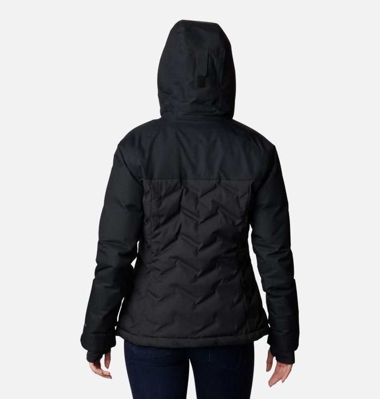 Grand Trek™ Down Jacket | 010 | M Women's Grand Trek™ Down Hooded Jacket, Black, back