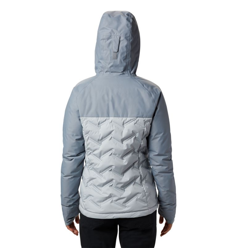 Women's Grand Trek™ Down Hooded Jacket Women's Grand Trek™ Down Hooded Jacket, back