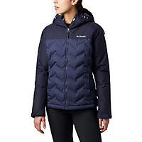 Deals on Columbia Womens Grand Trek Down Hooded Jacket