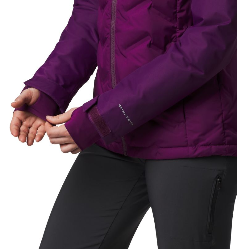Women's Grand Trek™ Down Hooded Jacket Women's Grand Trek™ Down Hooded Jacket, a2